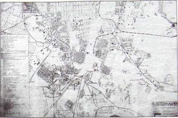 Карта операции