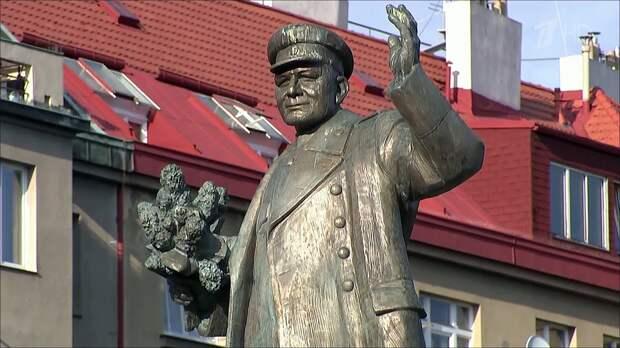 Найден виновный в сносе памятника маршалу Коневу