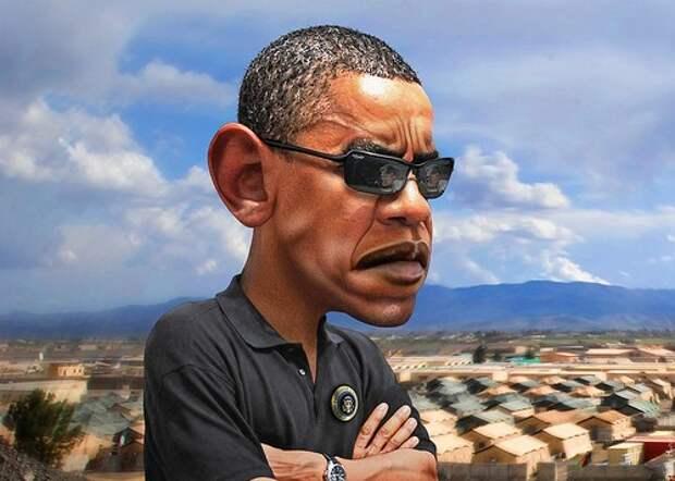 Дик Чейни: Я смотрю на Обаму и вижу худшего из всех президентов США