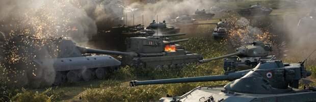 Топ тяжёлых танков X уровня весной 2021 года в WoT