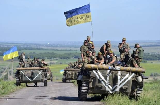 Советник Порошенко пожаловался на «старый хлам» в армии страны