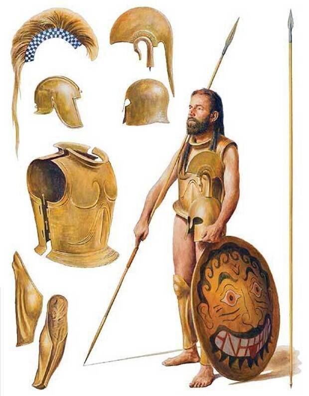 Античная цивилизация. В 2-х частях
