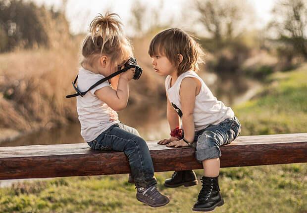 Настоящая дружба не знает границ и ограничений. Она просто заполняет ваше сердце и заставляет улыбаться дети, животные, фотография