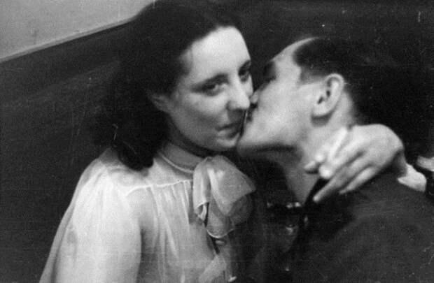 Проституция в Третьем рейхе: редкие архивные кадры