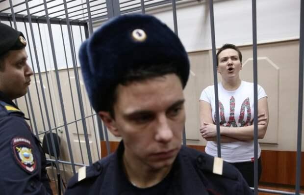 Мосгорсуд проверит законность продления ареста Надежды Савченко