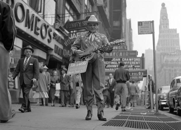 Нью-Йорк в 1950-х