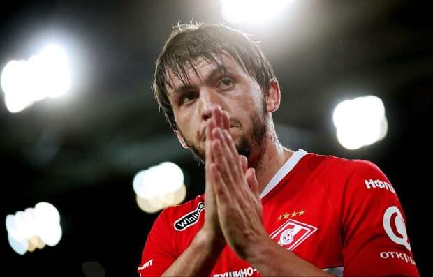 Мирзов пропустил матч «Химок» с «Уфой» из-за травмы