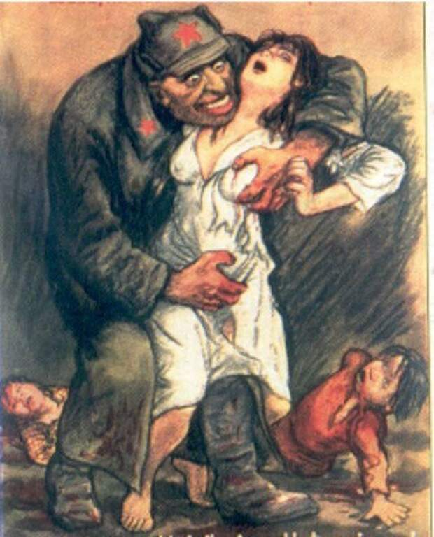 АНТИСОВЕТСКИЕ МИФЫ. Миф о еврейском погроме в Киеве 1945 года.