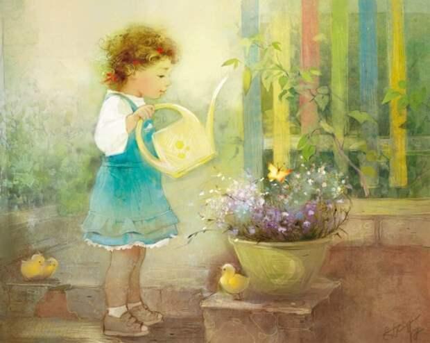 художник Екатерина Бабок иллюстрации – 48