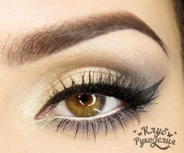 Уроки красивого макияжа)