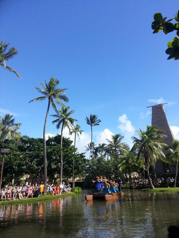 Фотопутешествие на Гавайские острова