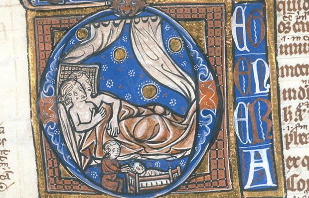 10 фактов о том, каким был секс и всё, что с ним связано, в Средневековье