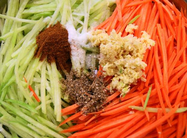 Закусон-закусонов!!! Дунганский салат с редькой