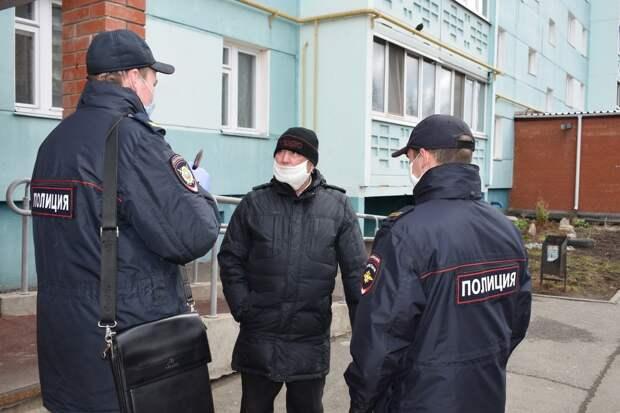 Региональные штрафы за нарушение режима самоизоляции в Удмуртии вступят в силу с 30 апреля