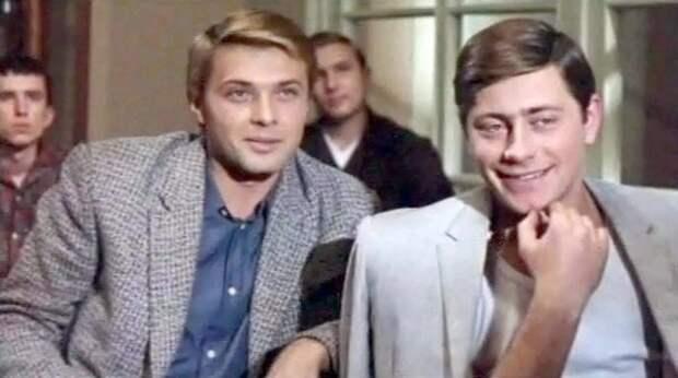 """Валентин Смирнитский в фильме """"Удар! Ещё удар!"""" (1968)"""