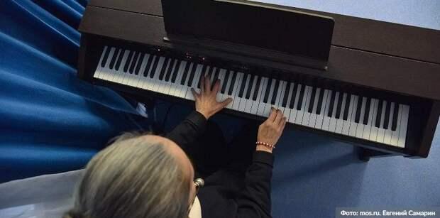 Концертный зал имени Чайковского оштрафуют за нарушение масочного режима. Фото: Е. Самарин mos.ru