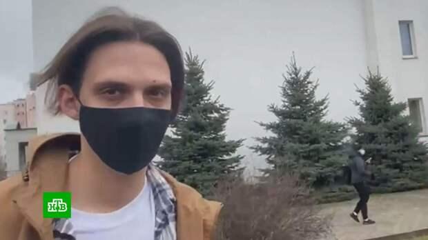 В Минске начался суд над кумиром тиктокеров Тимой Белорусских