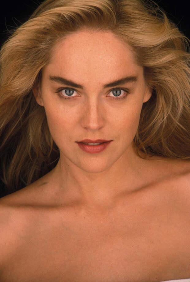 Шэрон Стоун (Sharon Stone) в фотосессии Яна Майлза (Ian Miles) (1990), фото 2