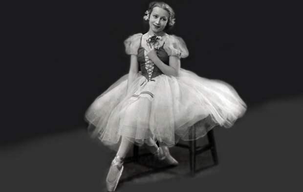 Галина Уланова — богиня, сошедшая с небес на сцену