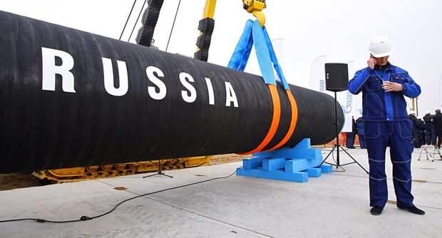 Украинский политолог рассказал об убытках России от «Северного потока – 2»