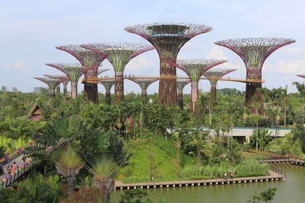 10 самых футуристических зданий в мире