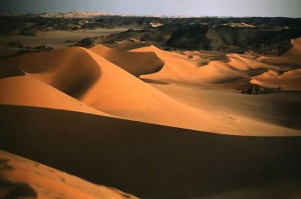 Ливийская пустыня, Алжир природа, пустыня