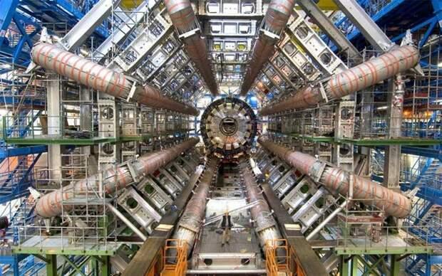 Большой адронный коллайдер - оккультный проект