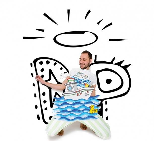 DIY от Анири Кинтевс: моддинг футболок (фото, видео)