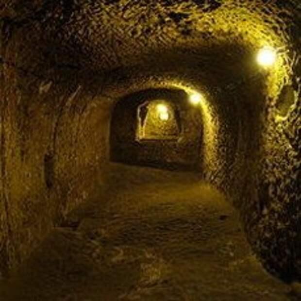 В Хэйлунцзяне обнаружен тайный подземный ход из Китая в Приморье