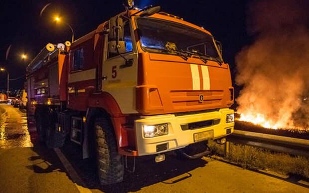 Комплексы фотовидеофиксации сгорели в пожаре народного гнева