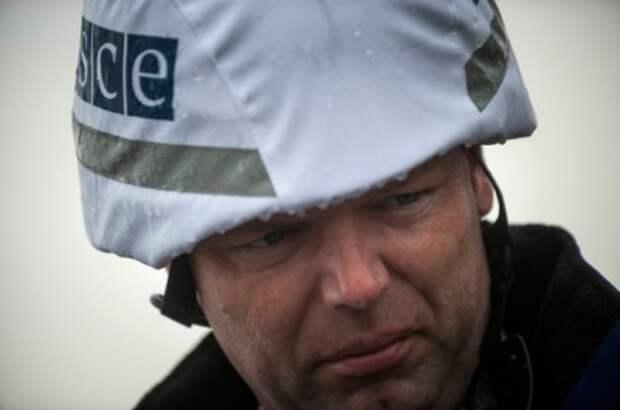 ОБСЕ подтверждает наращивание украинских сил в буферной зоне Донбасса