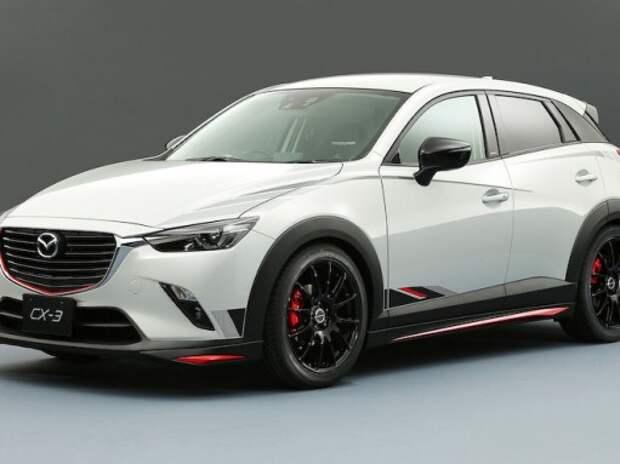 Mazda показала эксклюзивные модели для Токийского автосалона
