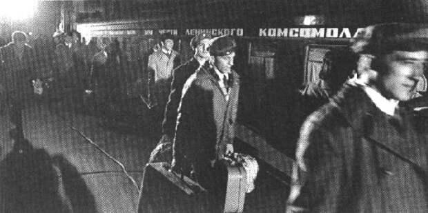 БАМ. Подборка фотографий, запечатлевших великую стройку XX века.