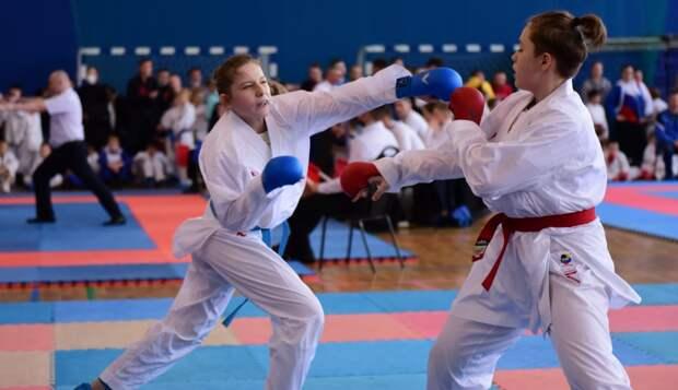 Спортсменка из Лосиноостровского стала чемпионкой России по каратэ