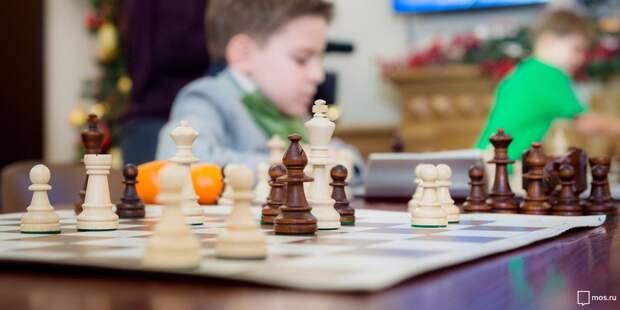 Детский шахматный турнир пройдет в Новоподмосковном переулке