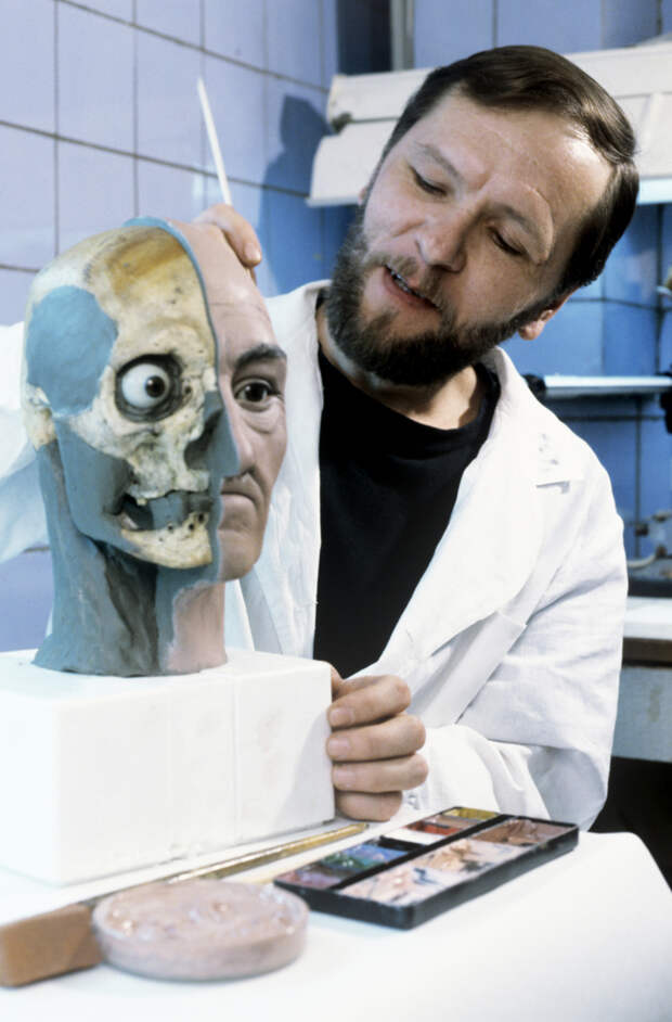 Приоритет налицо. Интервью с Равилем Галеевым о методе реконструкции лица по черепу (лаборатория пластической реконструкции ИЭА РАН)
