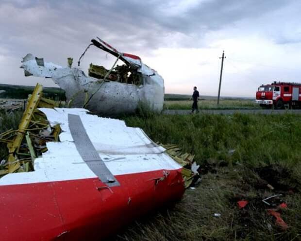 ВВС покажет документальный фильм о крушении Boeing на Донбассе