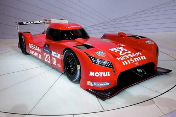 Новый Ниссан GT-R получит гоночный мотор