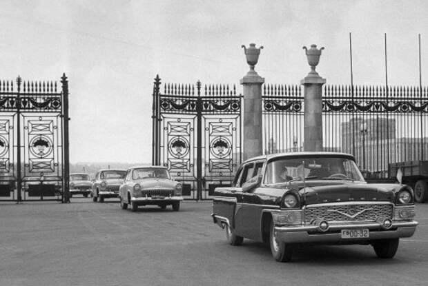 Парк легковых автомобилей в России вырос до 40 млн штук