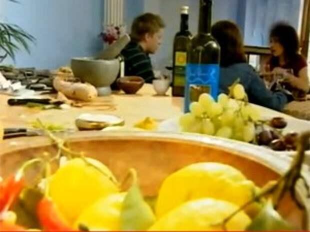 Джейми Оливер и Большой сыр  — Рецепты Джейми Оливера