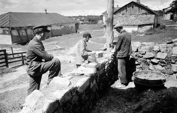 Жизнь украинского села