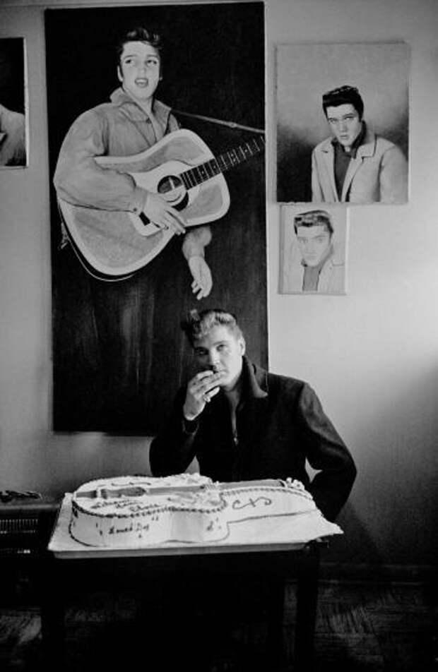 От Элвиса до Мерелин, самые лучшие портреты звезд
