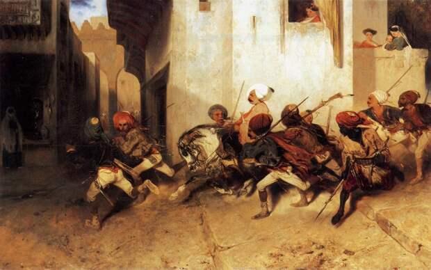Янычары – «львы ислама»