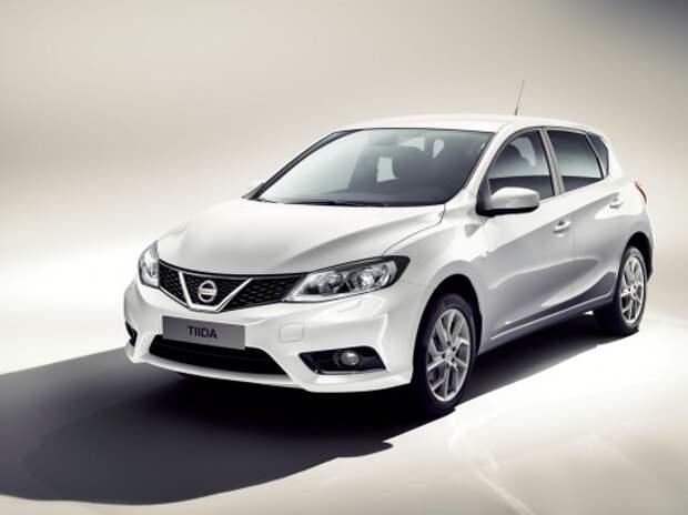 Новый хэтчбек Nissan Tiida будет стоить дешевле седана Sentra