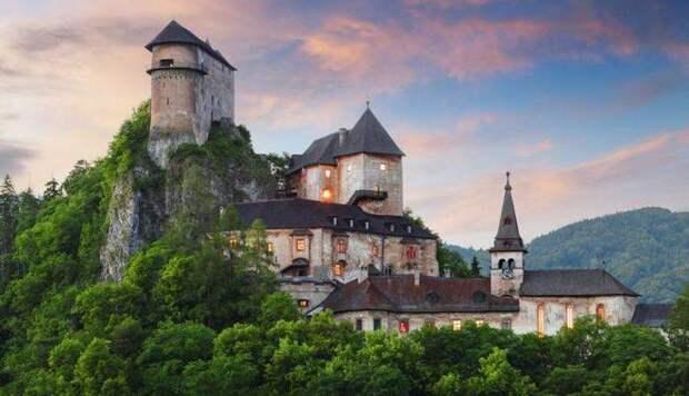 Тихое очарование Словакии Словакия, Братислава, Путешествия, Маршрут, Совет, Длиннопост
