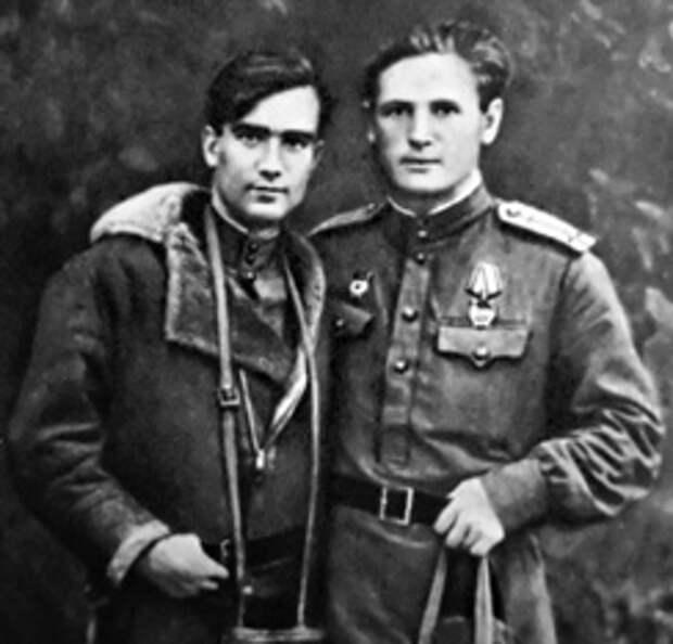 Судьба человека. Легендарный летчик-ас Григорий Устинович Дольников