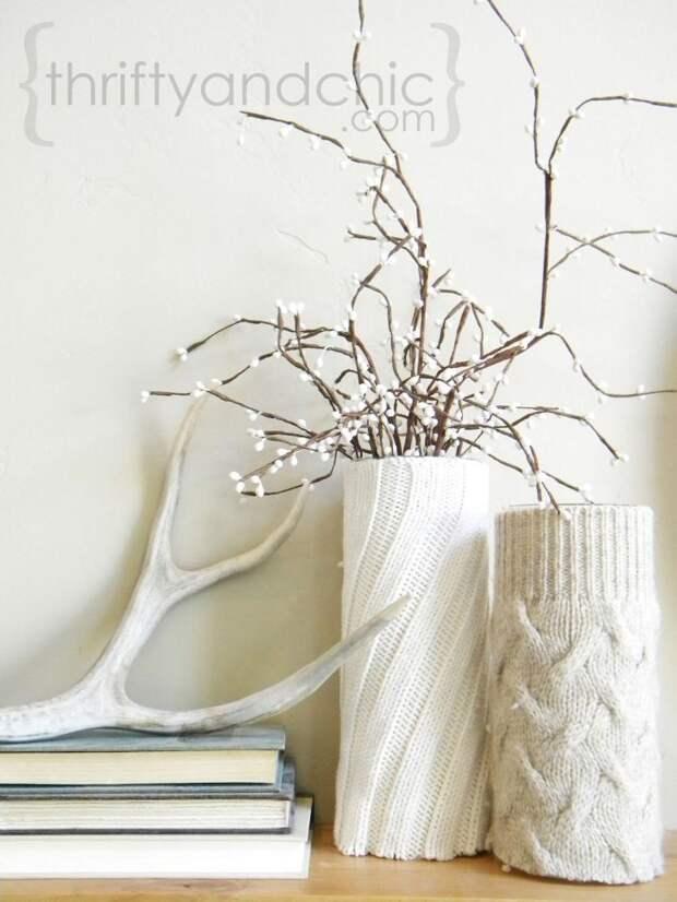 9 новогодних идей для украшения квартиры своими руками