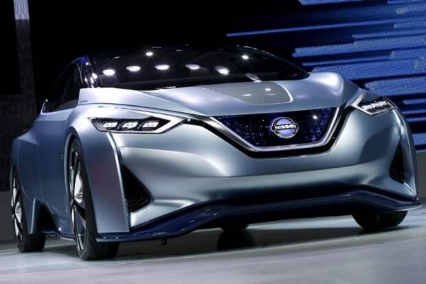 Nissan IDS.