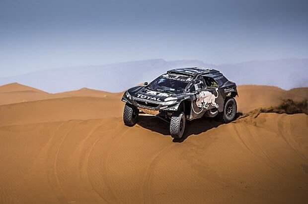 Ралли Марокко: Peugeot провалила репетицию «Дакара»