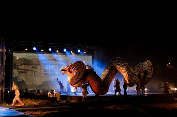 Более 45000 человек увидели «Грифона»: организаторы подводят итоги третьего сезона